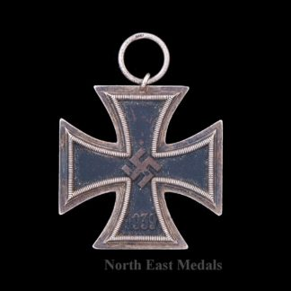 German WW2 Iron Cross 2nd Class
