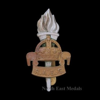 Royal Army Educational Corps Cap Badge RAEC