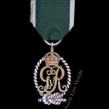 GVR Royal Naval Reserve Decoration
