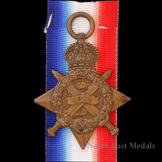 1914 Star, Private Purcell, 2nd Battalion South Lancashire Regiment POW 1914