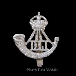 Durham Light Infantry Cap Badge