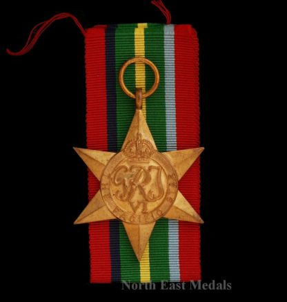 WW2 Pacific Star Medal