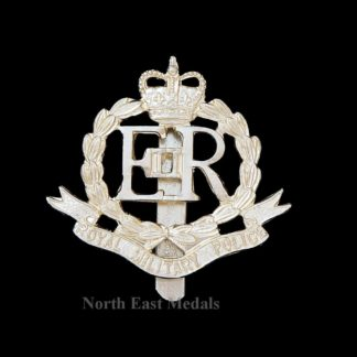 Royal Military Police Staybrite Cap Badge