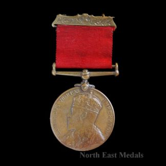 Visit to Scotland Medal 1903