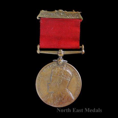 Visit to Scotland Medal 1903