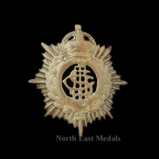 Indian Army Service Corps Cap Badge