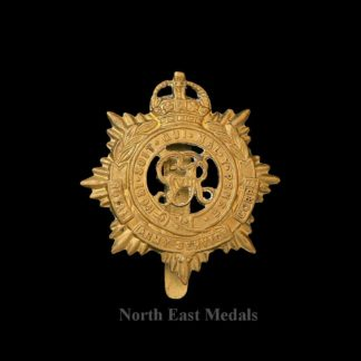 Royal Army Service Corps GVIR Cap Badge