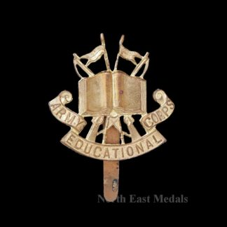 1st Pattern RAEC Royal Army Educational Corps Cap Badge