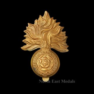 Royal Fusiliers Cap Badge