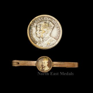 Royal Commemorative Badges GVI and EVIIR