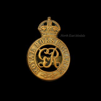 GVR Royal Horse Guards Cap Badge