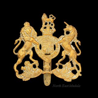 WW1 General Service Corps Large Type Cap Badge