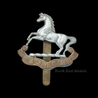 King's Liverpool Regiment Cap Badge