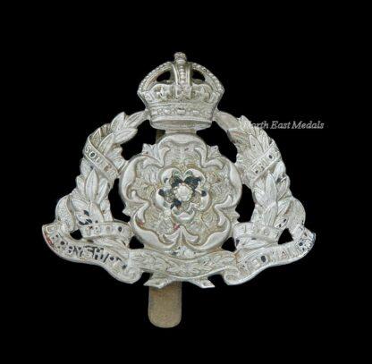 Derbyshire Yeomanry Cap Badge