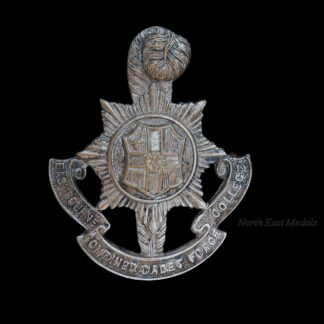 Eastbourne College Combined Cadet Force Cap Badge