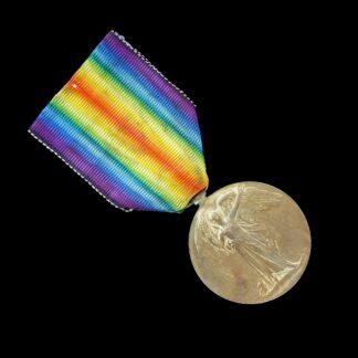 Victory Medal 2/Lieutenant Barber, Royal Air Force