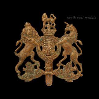 General Service Corps Cap Badge