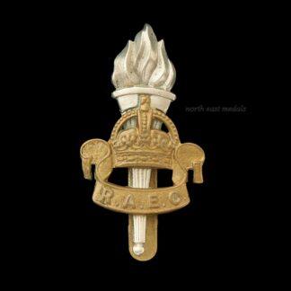 RAEC Royal Army Educational Corps Cap Badge