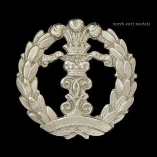Middlesex Regiment Volunteer Battalion Collar Badge