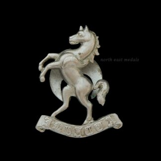 Royal West Kent Regiment Veteran's Lapel Badge