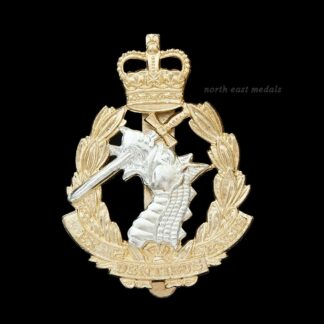 Royal Army Dental Corps Staybrite Cap Badge