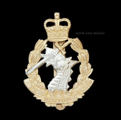 Royal Army Dental Corps Staybrite Cap Badge