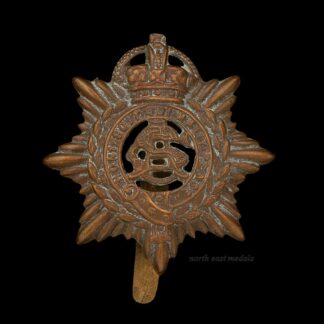 Great War ASC Army Service Corps Cap Badge
