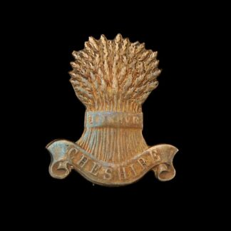 'I Serve Cheshire' lapel badge