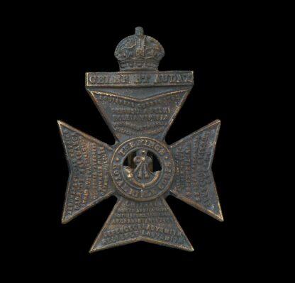 King's Royal Rifle Corps Badge