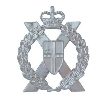 London Yeomanry & Territorial Units Cap Badge