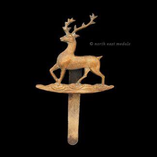 Hertfordshire Yeomanry Cap Badge