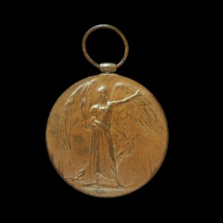 Great War Victory Medal, Private Aston, Cameronians (Scottish Rifles)