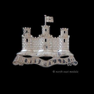 Royal Inniskilling Fusiliers Piper's Cap Badge