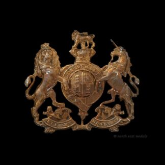 Victorian Royal Arms Type Badge