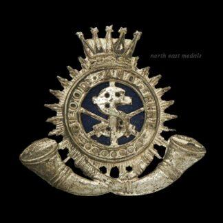 Vintage Salvation Army Cap Badge