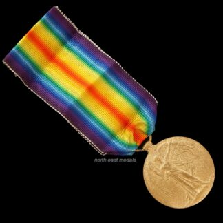 Great War Victory Medal Private Briscoe, Royal Army Medical Corps