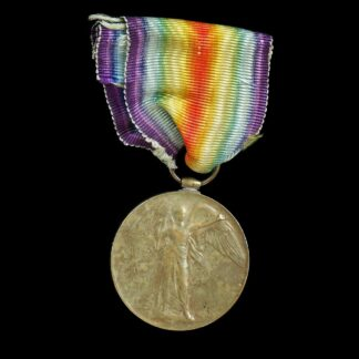 Victory Medal, A. Corporal Bartholomew, Army Service Corps