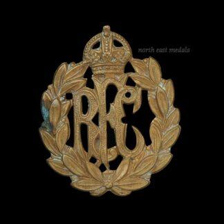 Great War RFC Royal Flying Corps Cap Badge