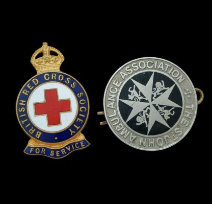 Rhodesia British South Africa Police Cap Badge