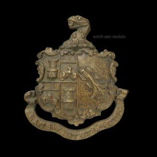 Unidentified Livery Badge Shield Shape