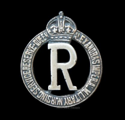 Queen Alexandra's Imperial Military Nursing Service Reserve Badge