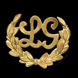 British Army Lewis Gunner Arm Badge/Proficiency Badge