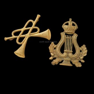 British Army Musicians/Bandsmans and Trumpet Arm Badge