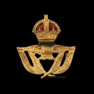 RAF Royal Air Force Officers Beret Badge