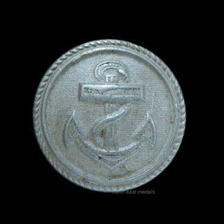 WW2 German Navy Kreigsmarine Ratings Uniform Button. Dated