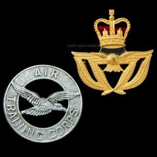 Air Training Corps and Royal Air Force Beret Badges