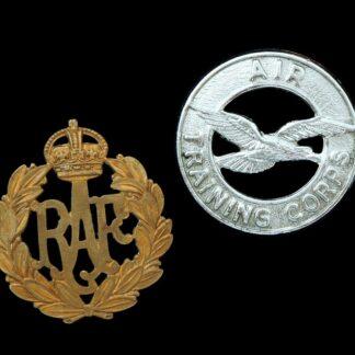 Air Training Corps Cap Badge