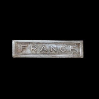 'France' Medal Ribbon Bar for the French WW2 Commemorative Medal