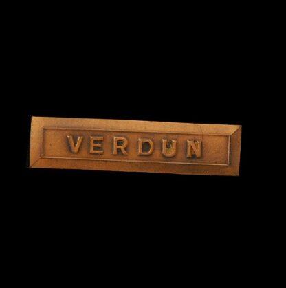 French Verdun Veteran's Commemorative Medal