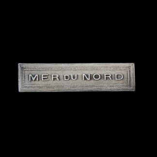 'Mer du Nord' Medal Ribbon Bar for the French WW2 Commemorative Medal